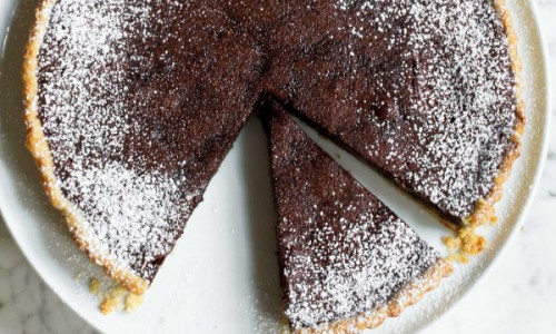 Chocolate Pecan Tart Recipe